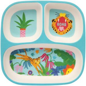 Sunnylife Eco Kids Plate Jungle