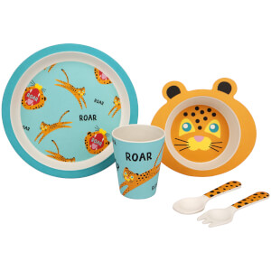 Sunnylife Eco Kids Meal Set Jungle