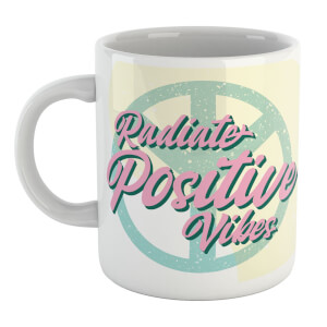 Radiate Positive Vibes Mug