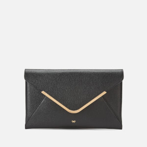 Anya Hindmarch Women's Postbox Clutch Bag - Black
