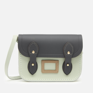The Cambridge Satchel Company Women's Tiny Satchel - Dapple/ Eggshell/ Putty