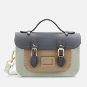 The Cambridge Satchel Company Women's Mini Satchel - Dapple/Eggshell/Putty
