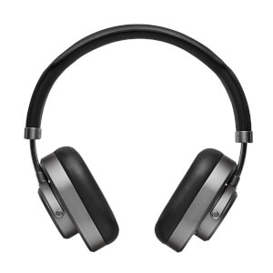 Master & Dynamic MW65 ANC Over Ear Headphones - Black & Gunmetal