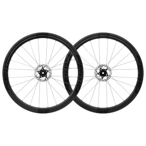 Fast Forward F4 DT350 Disc Brake Tubular Wheelset