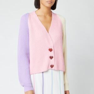 Olivia Rubin Women's Tally Cardigan - Pink