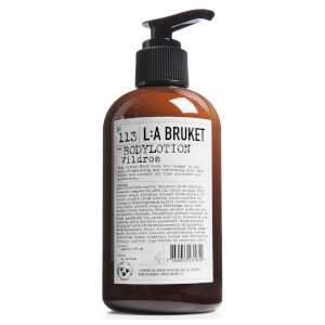 L:A BRUKET Wild Rose Body Lotion 250ml
