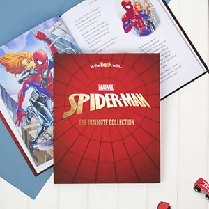 Post-Personalised Spider-Man Collection - Deluxe