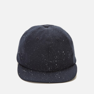 Satisfy Men's Dynamic Run Away Cap - Navy Splattered