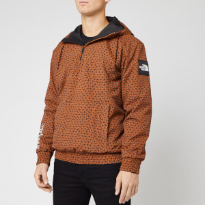 The North Face Men's Windwall Insulated Anorak - Caramel Café