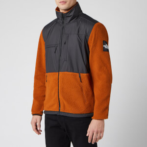 The North Face Men's Denali Fleece Jumper - Caramel Café/TNF Black