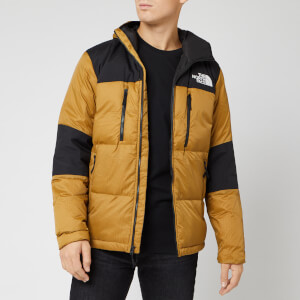 The North Face Men's Himalayan Light Down Hooded Jacket - British Khaki