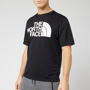 The North Face Men's Flex 2 Big Logo Short Sleeve T-Shirt - TNF Black