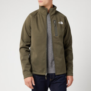 The North Face Men's Canyonlands Softshell Jacket - New Taupe Green