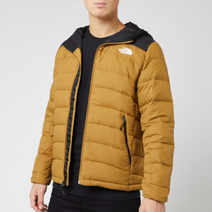 The North Face Men's La Paz Hooded Jacket - British Khaki