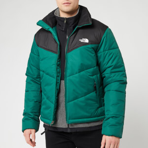 The North Face Men's Saikuru Jacket - Night Green