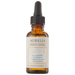 Aurelia Probiotic Skincare Balance and Glow Day Oil 30ml
