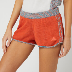 adidas X Missoni Women's M20 Shorts - Active Orange/Active Teal