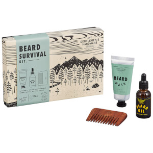 Gentlemen's Hardware Beard Survival Kit