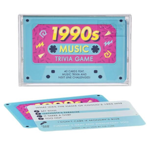 1990s Trivia Tape Quiz