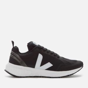 Veja Men's The Condor Running Shoes - Black/White