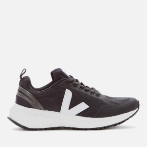 Veja Women's The Condor Running Shoes - Black/White