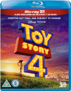 Toy Story 4 - 3D