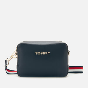 Tommy Hilfiger Women's Iconic Tommy Crossover Back Bag - Sky Captain