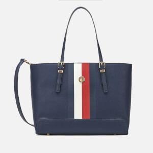 Tommy Hilfiger Women's Honey Medium Tote Bag - Corporate