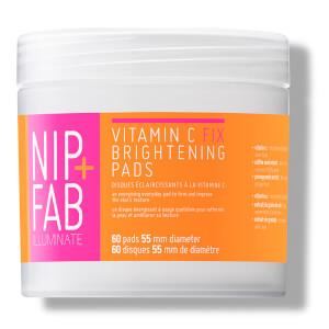 NIP+FAB Vitamin C Fix Brightening Pads 50ml