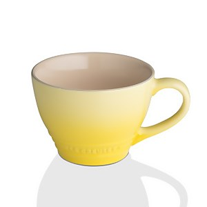 Le Creuset Stoneware Grand Mug - 400ml - Soleil Yellow