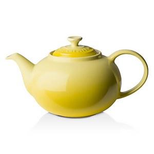 Le Creuset Stoneware Classic Teapot - Soleil Yellow