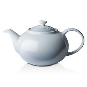 Le Creuset Stoneware Classic Teapot - Coastal Blue