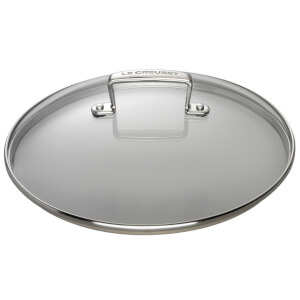 Le Creuset Toughened Non Stick Glass Lid  - 32cm
