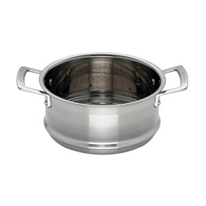 Le Creuset 3Ply Stainless Steel Steamer - 20cm