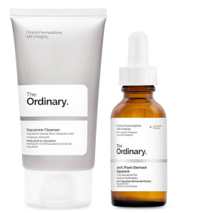 The Ordinary Squalane Essentials Duo