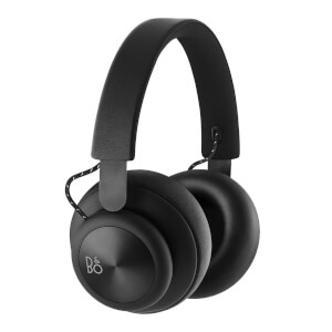 Bang & Olufsen H4 Over Ear Headphones - Black