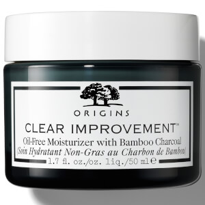 Origins Clear Improvement Oil-Free Moisturiser with Bamboo Charcoal 50ml