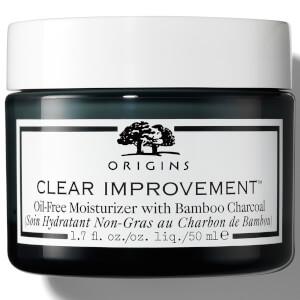 Origins Clear Improvement Oil-Free Moisturiser with Bamboo Charcoal 50ml