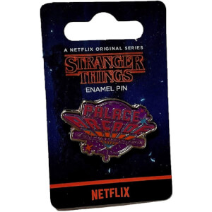Loungefly Stranger Things Palace Arcade Logo Enamel Pin