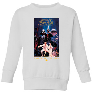 Star Wars Collector's Edition Kids' Sweatshirt - White