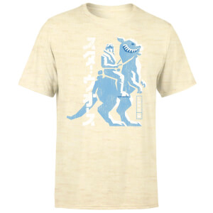 Star Wars Kana Hoth Men's T-Shirt - White Stone Wash