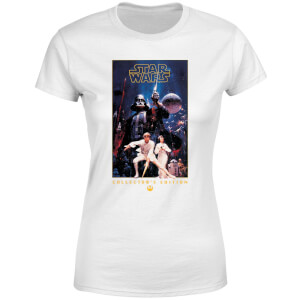 Star Wars Collector's Edition Women's T-Shirt - White