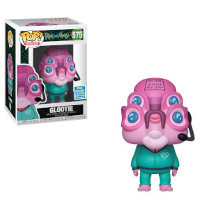 SDCC 2019 EXC Rick & Morty Glootie Pop! Vinyl Figure