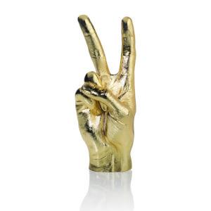 Friedenzeichen Skulptur