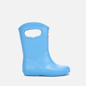 Hunter Toddlers' First Classic Pull-On Boots - Amplifying Blue