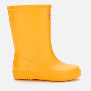 Hunter Toddlers' First Classic Wellies - Yellow