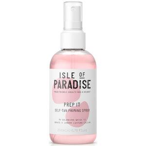 Isle of Paradise Prep it Self-Tan Priming Spray 200ml