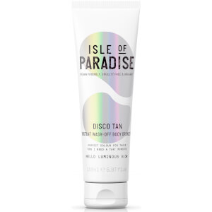 Isle of Paradise Disco Tan Instant Tan Wash off Body Bronzer 200ml