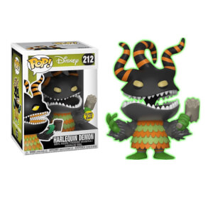 Disney Nightmare Before Christmas Harlequin Demon EXC Pop! Vinyl Figure