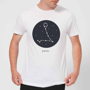 Pisces Men's T-Shirt - White